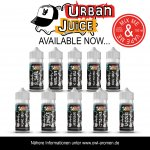 Urban Juice Mix & Vape 100ml neue Sorten