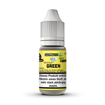 Saltn Liquid Ultrabio® Smaragd Edition - Green 10ml