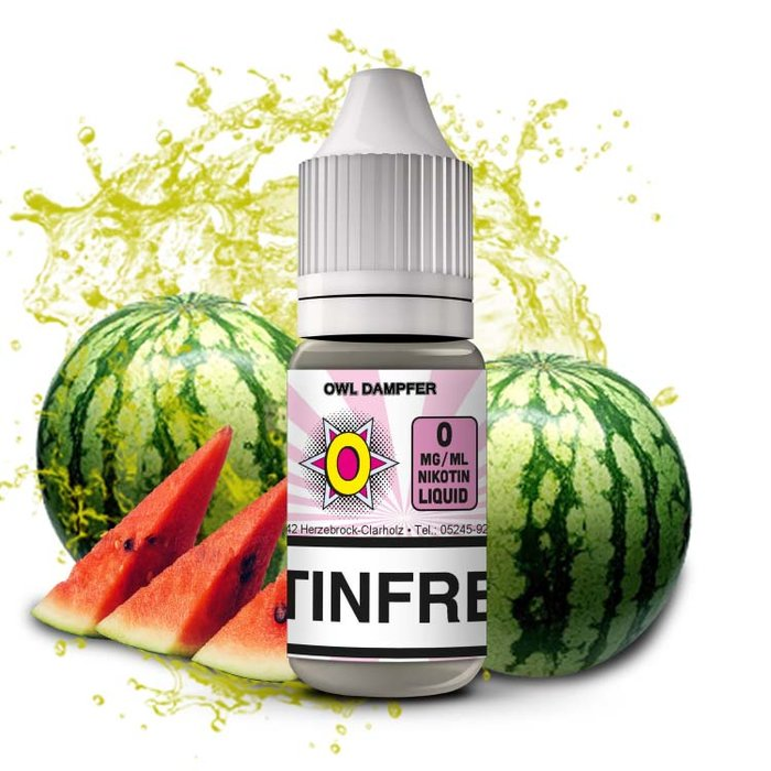 OWL E-Liquid Allday O 10ml