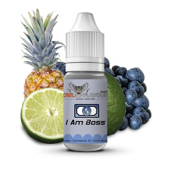Owl I AM BOSS 10 ml