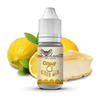 Owl Crazy Citro Mix Aroma 10ml