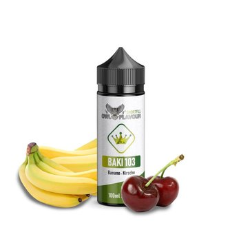 Shake-and-Vape Baki103 100ml 0mg