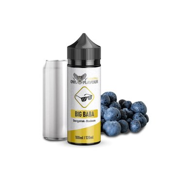 Shake-and-Vape Big Baba 100ml 0mg