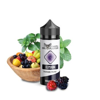 Shake-and-Vape Elysium 100ml 0mg