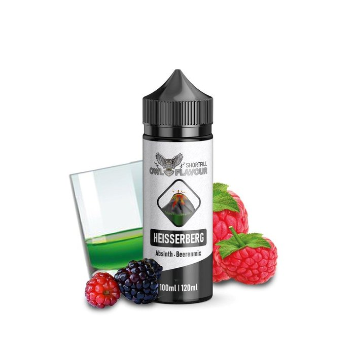 Shake-and-Vape Heisserberg 100ml 0mg