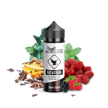Shake-and-Vape Rat Astaire 100ml 0mg