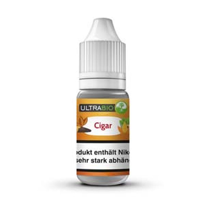 Ultrabio® E-Liquid Cigar 10 ml 3 mg