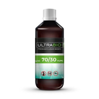 Ultrabio® 70/30 VG/PG Base 1 Liter