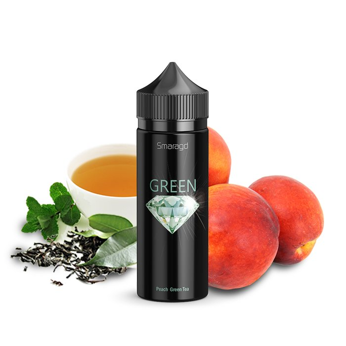 Ultrabio® Smaragd Edition - Green 10ml Aroma Bottle in Bottle