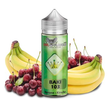 Bottle in Bottle Baki103 120ml