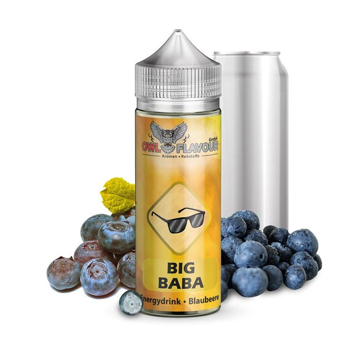 Big Baba 10ml Aroma Bottle in Bottle