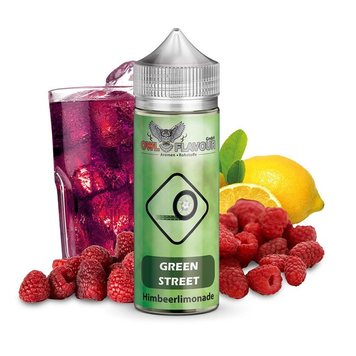 Bottle in Bottle Green Street 120ml